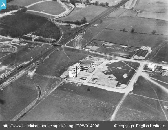 The Shredded Wheat factory - 1926 | English Heritage