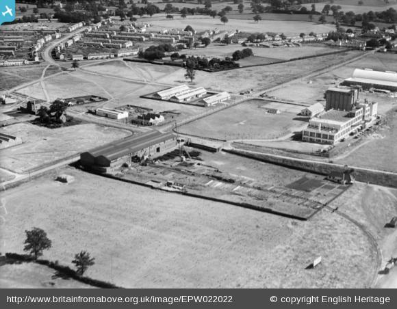 Archibald D Dawney & Sons LtdConstructional Engineering Works - 1928 | English Heritage