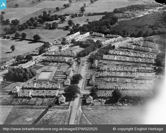 Broadwater Road Estate - 1928 | English Heritage
