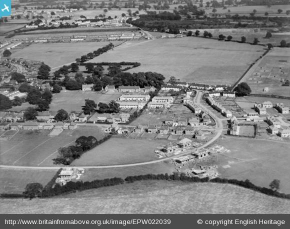 Elmwood and Attimore Road residences  - 1928 | English Heritage