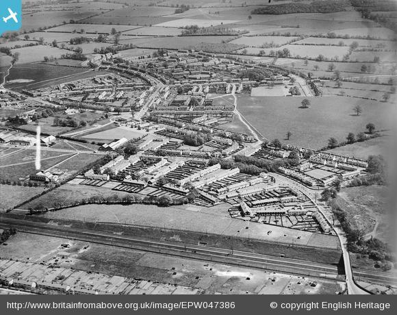 Broadwater Road Estate - 1935 | English Heritage