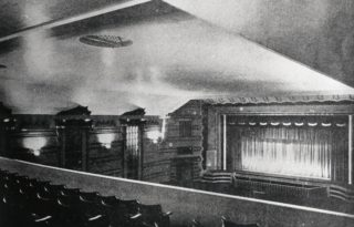 Welwyn Theatre interior 1929 | Hertfordshire Archives and Local Studies