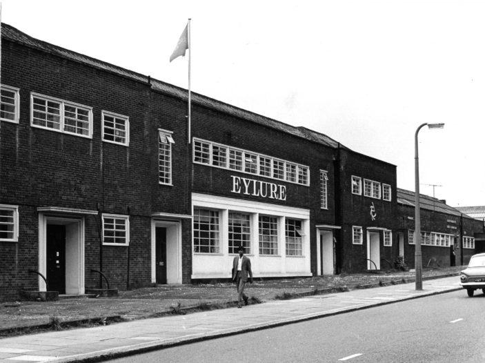 Eylure's Bridge Road East premises 1970 | Welwyn Garden City Library
