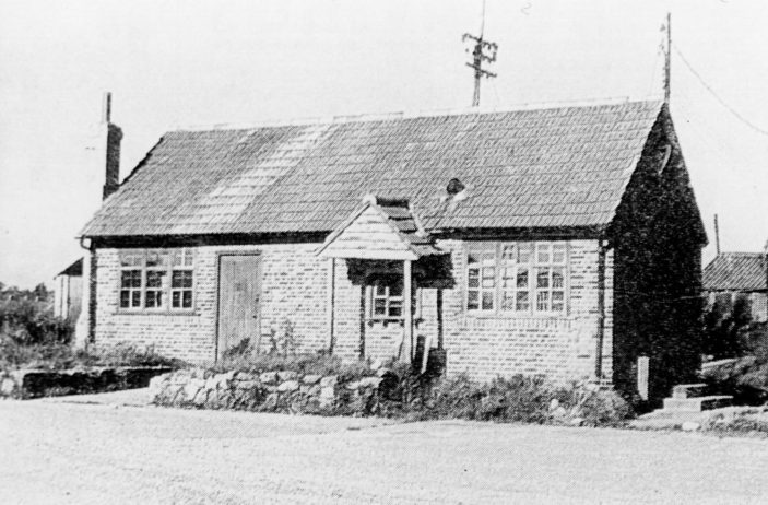 Eylure's first premises - `The Shack`, situated on the site of Gosling Stadium 1947 | Welwyn Garden City Library