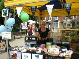 Fairtrade stall | Jennifer McCann