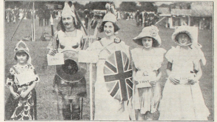 Childrens prize winners | Welwyn Times 1932
