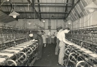 Feddon & Bond Hoisery Manufacturers | Welwyn Garden City Library