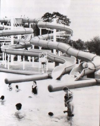 Water Flumes open August 1987 | Welwyn Hatfield District News, page 9
