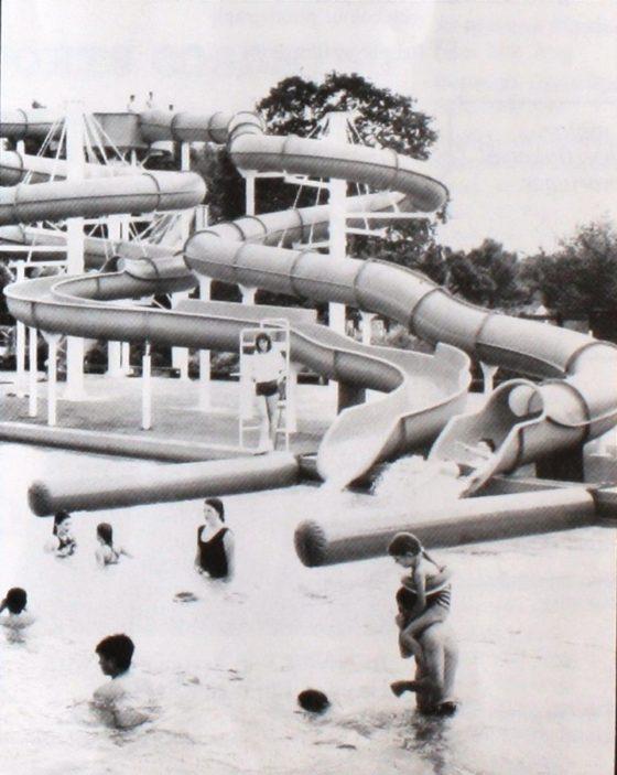 Water Flumes open August 1987 | Welwyn Hatfield District News, page 9