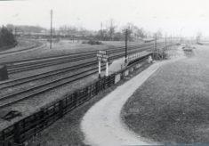Hertford-Dunstable Railway line