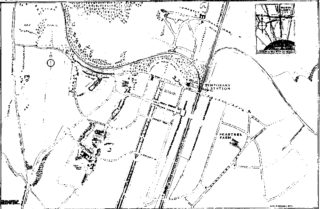 Louis de Soissons plan - 1920 | Welwyn Garden City Library
