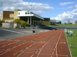 Gosling Stadium and running track