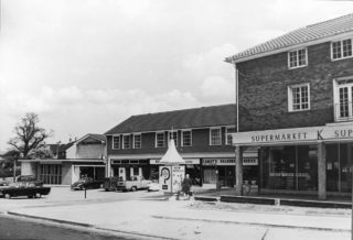 Haldens Shopping Parade | Hertfordshire Archives and Local Studies