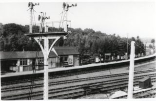 WGC Railway Halt 1920-26 | Welwyn Garden City Library