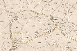 Hatfield Tithe Map 1839 ref DSA4/47/2 | Hertfordshire Archives and Local Studies