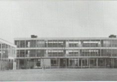 Heronswood Secondary Modern School.