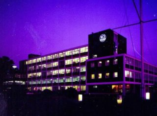 The Directorate and Sales building at dusk | Alan Godfrey