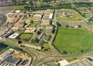 The ICI site in the 1970s | Alan Godfrey