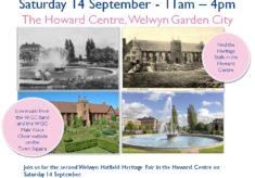 Welwyn Hatfield Heritage Fair 2013