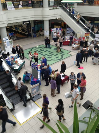 Heritage Fair in Howard Centre | Robert Gill