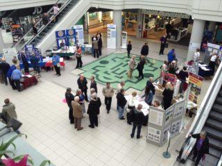 Heritage Fair in Howard Centre | Robert Gill
