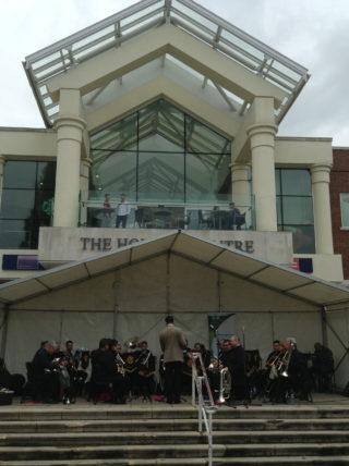 Welwyn Garden City Brass Band | Robert Gill