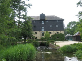 The Old Mill in Lemsford Village 2006 | Robert Gill