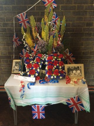 1945 VE Day, Our Lady's Church, WGC | Robert Gill