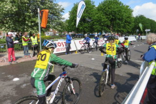 Pre race competitions for local youngsters | Robert Gill