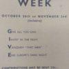 Spitfire Week - October 1940
