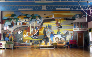 Mural at Blackthorn School | Graham Warne