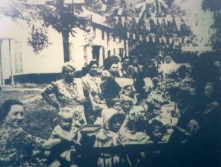 Street party in Athelstan Walk | Welwyn Times