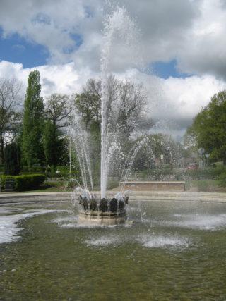 The Coronation Fountain | Robert Gill