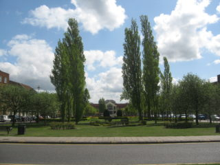 Welwyn Garden City - 'The High Street'