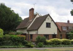 Listed Buildings in Welwyn Garden City