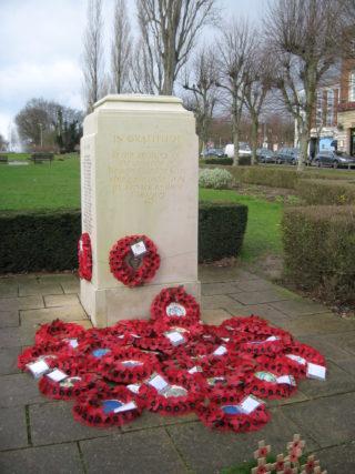 Howardsgate War Memorial   Robert Gill