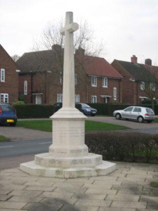 Hatfield Hyde War Memorial   Robert Gill