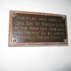 Commemorative plaque | Robert Gill
