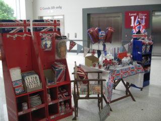 Sainsburys display   Robert Gill