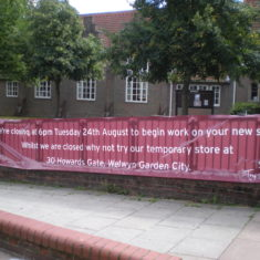 Information banner | J M McCann