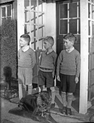 John and his brothers