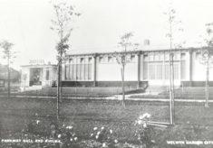 Parkway Hall and Kinema