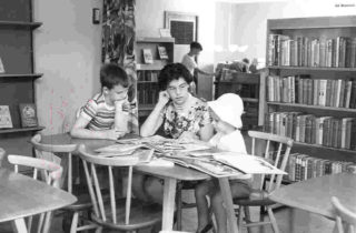 WGC Library 1960 Childrens Library | Welwyn Garden City Library