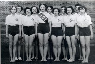 Ladies Keep Fit Team - ICI Plastics | Campus West Library - Welwyn Garden City