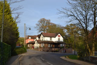 The Long and the Short in Lemsford Village December 2011 | Robert Gill