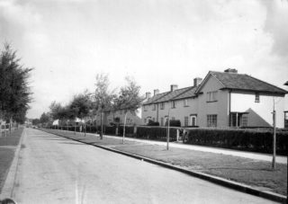 Longcroft Lane c1938