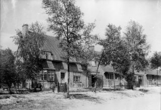 Houses in Manderville Rise c1937 | Hertfordshire Archives and Local Studies