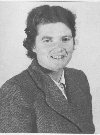 Miss Smith, in 1950.