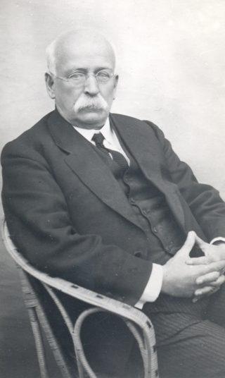 Sir Ebenezer Howard | Welwyn Garden City Library