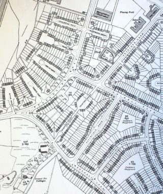 Ordnance Survey map 1938, XXVIII.15 | Hertfordshire Archives and Local Studies